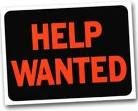 Help!!!, Oproep vrijwilligers WK agility.